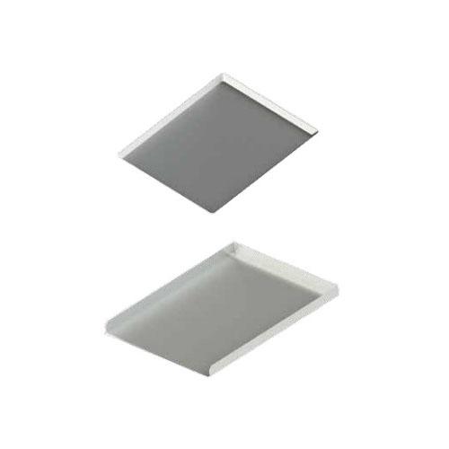 Flat trays