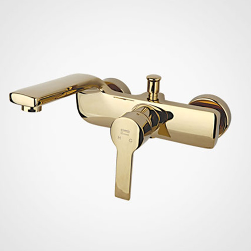 Golden Denis Single Lever Bath Mixer_2