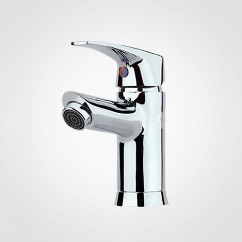 Mouj single lever basin mixer