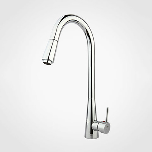 Sarina Single Lever With Extractable Hand Spray Sink Mixer_2