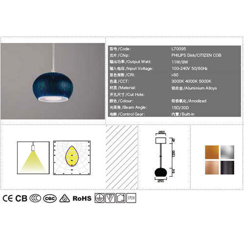Yunchu Pendant light_2
