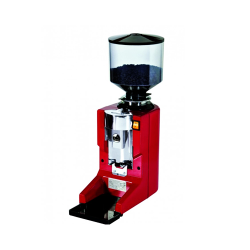 Coffee grinder semi-automatic zip-base