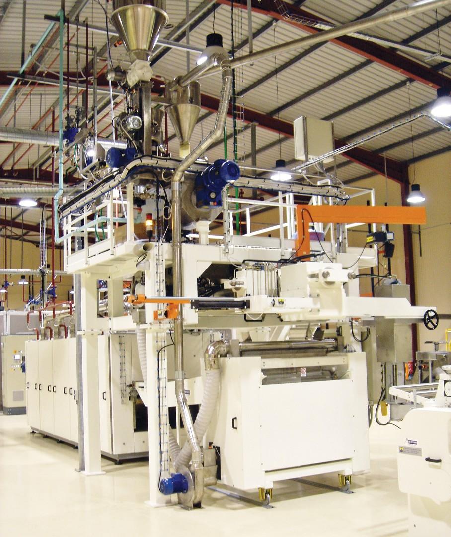 Ppc - ppl - ppm short - long - combined pasta press