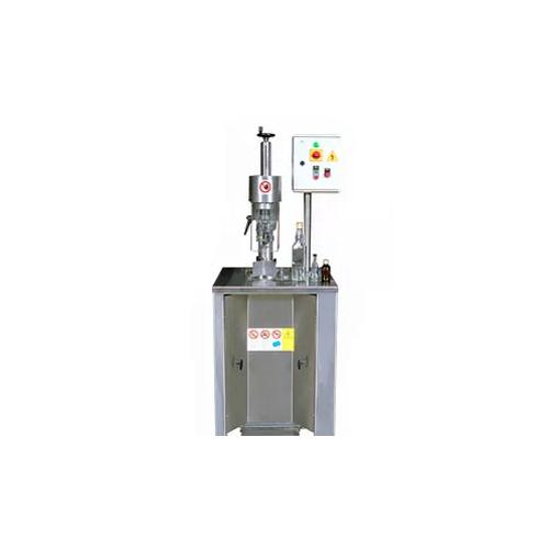 Semi-automatic capping machine