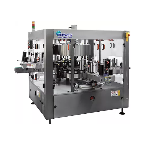 Rotary Labeling Machine_2