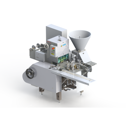 Aru processed cheese filling and wrapping machine
