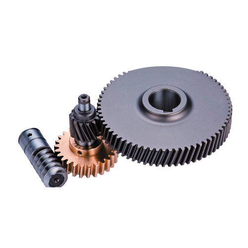 Gearboxes and gear wheels