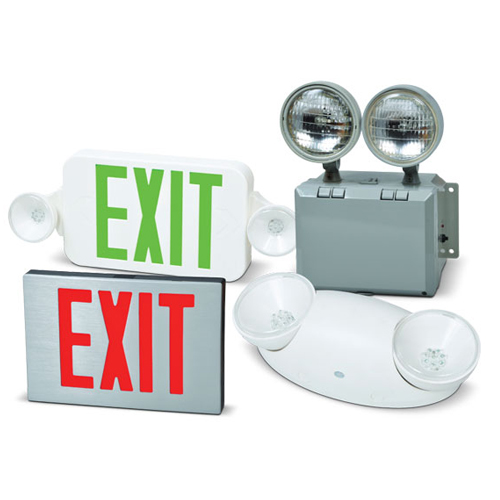 Fhex20 – thermoplastic micro led exit signs