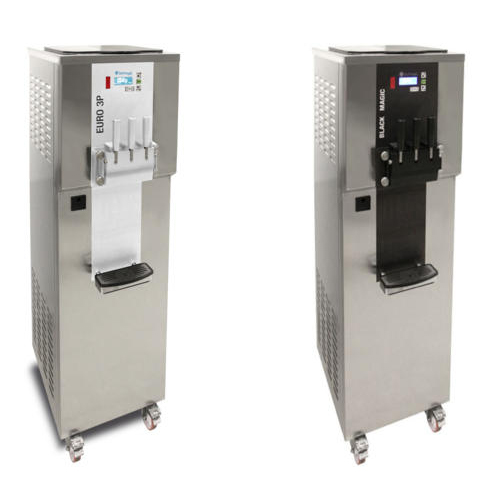 Black Magic / Euro 3 - 3P ICE CREAM SOFT SERVE MACHINES_2