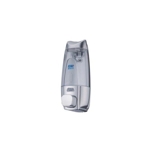 AYT-638D-1(银色) Plastic manual soap dispenser_2
