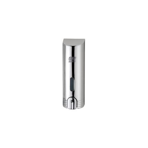 Ayt-638c-1(chrome) plastic manual soap dispenser