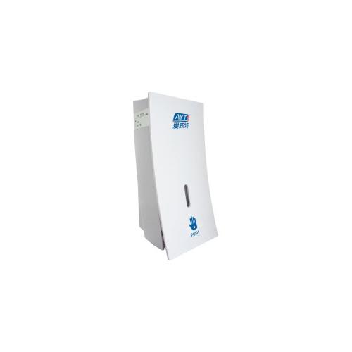 Ayt-638e(white) plastic manual soap dispenser