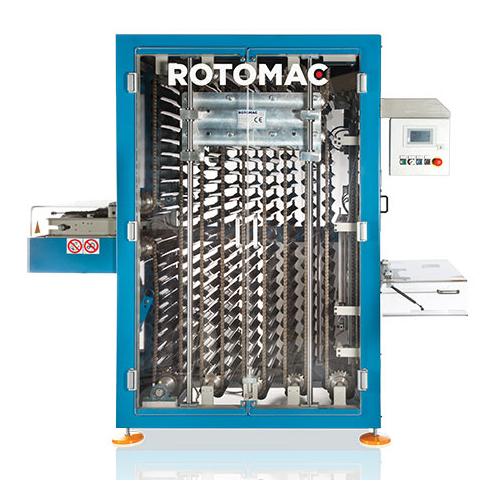 Mr16 automatic roll accumulator
