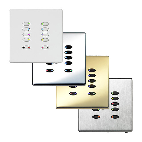 Evolution control plates