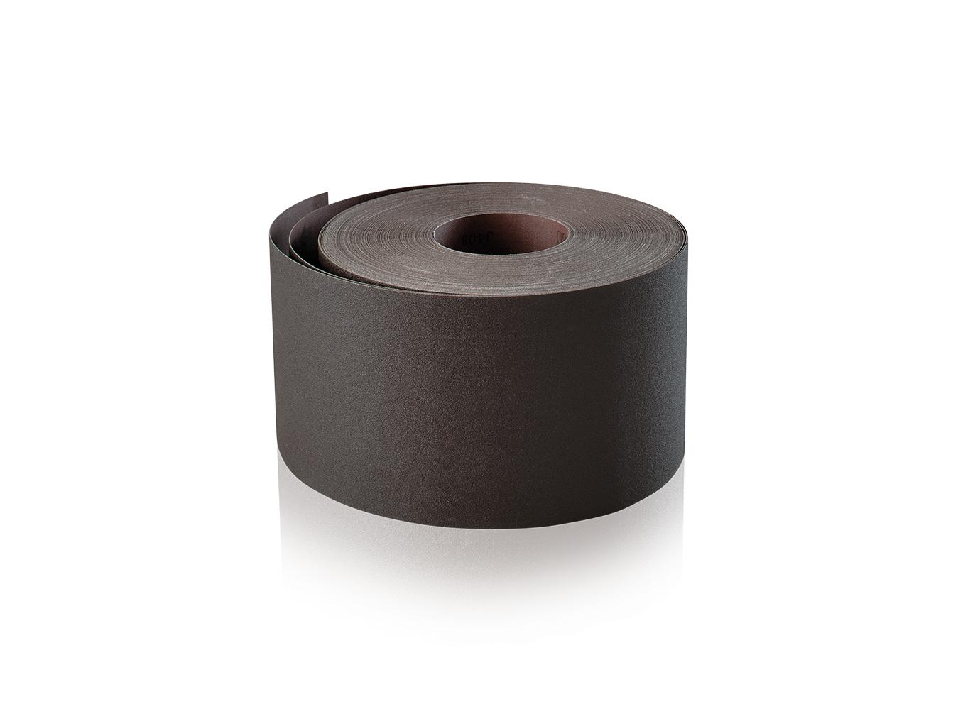 Sanding roll-mrf abrasives