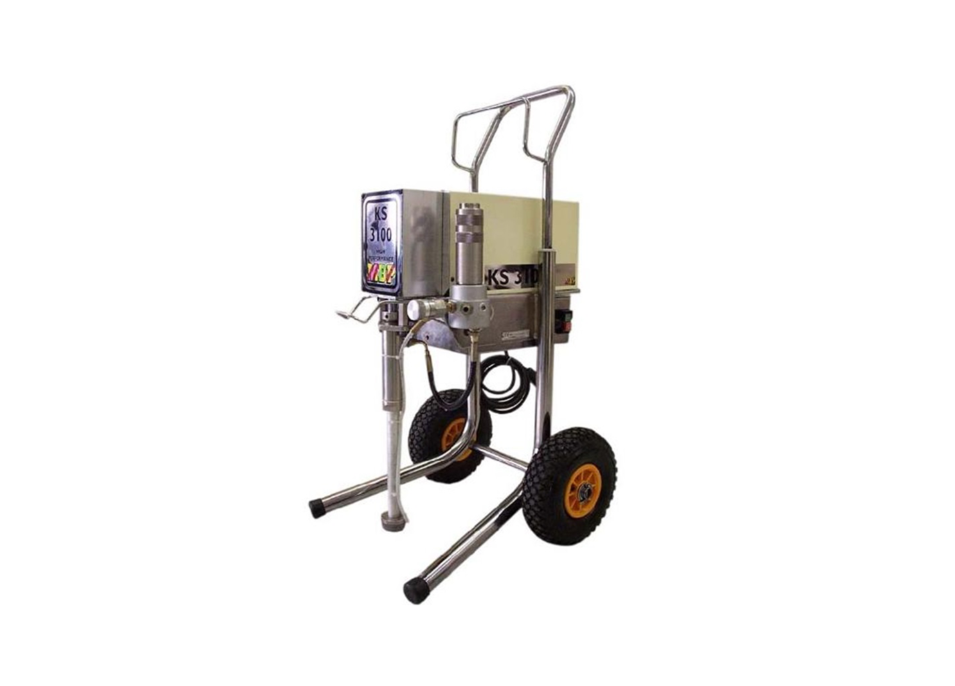 Electric Paining Pump KS 3100 Airless Pumps_2