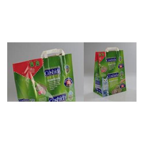 Easy open bags packaging