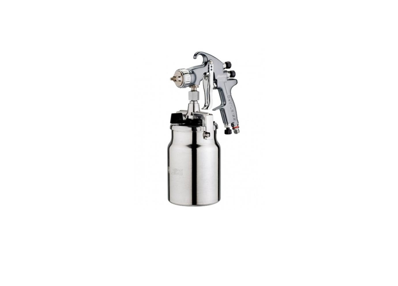 Advance hd suction gun spray guns