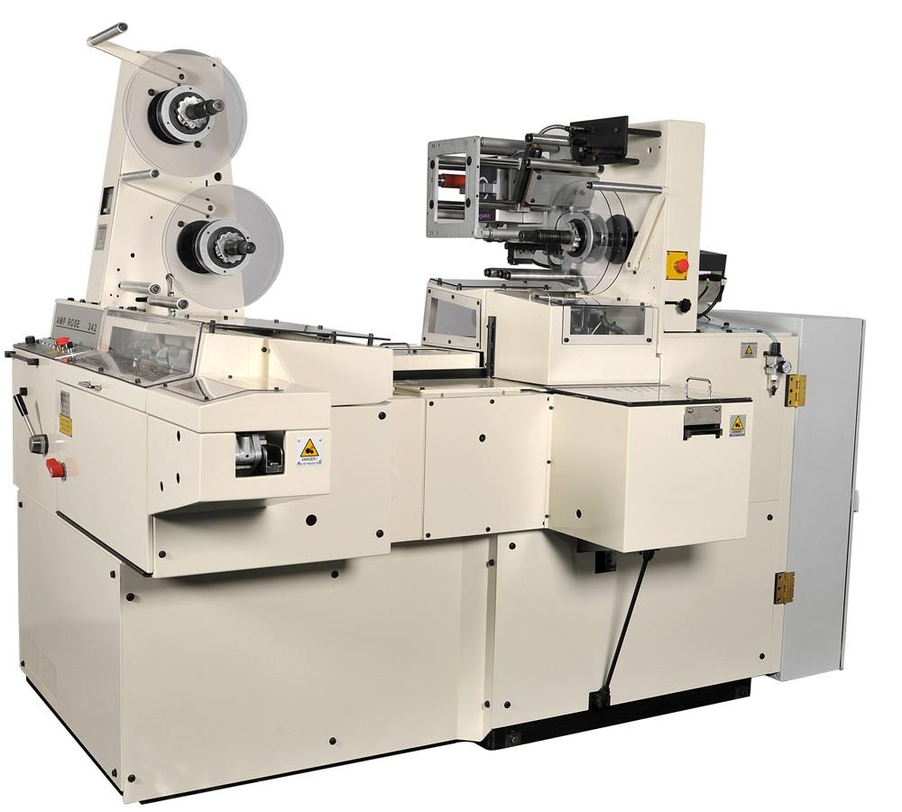 340-342 cut and wrap stickpack machine
