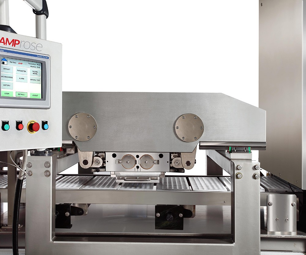 700-1000 Chocolate Moulding Line