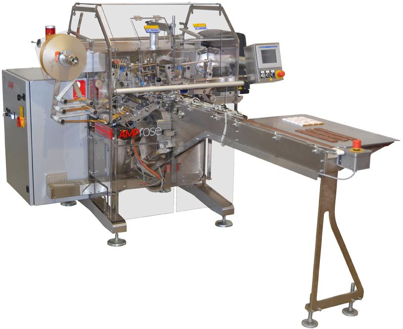 Nr10 Neapolitan Wrapping Machine