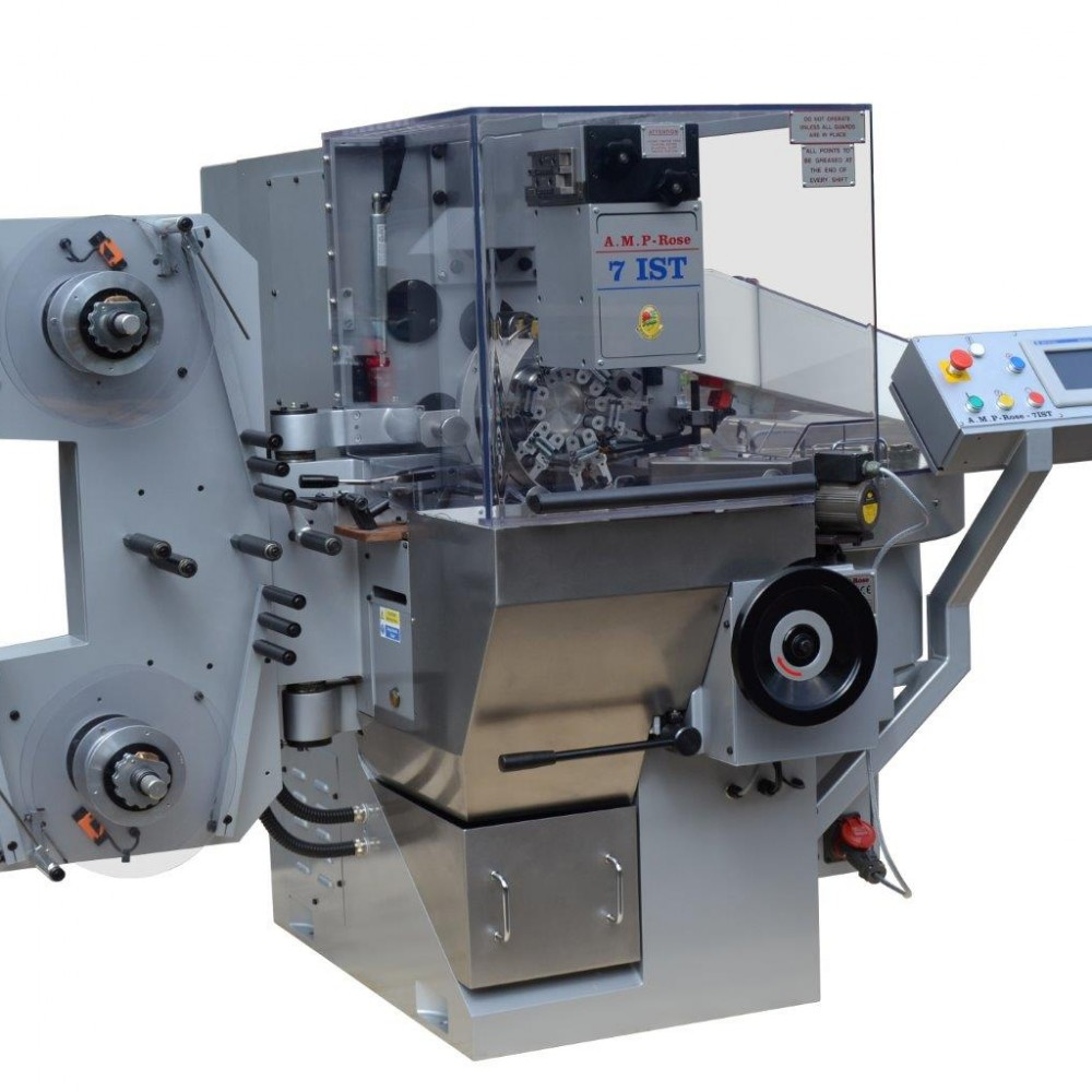 7ist Double Twist Wrapping Machine