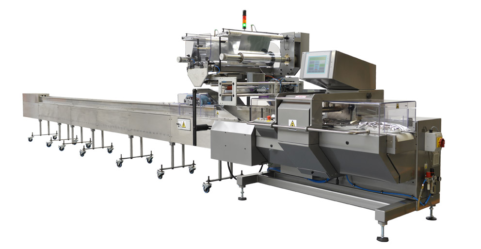 Pakasnax Multipack Wrapping Machine