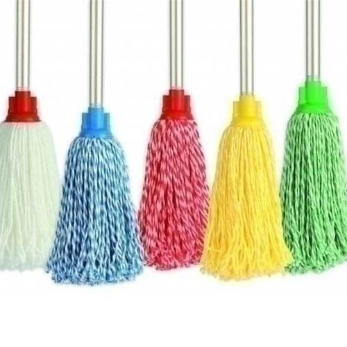 Microfiber round mop