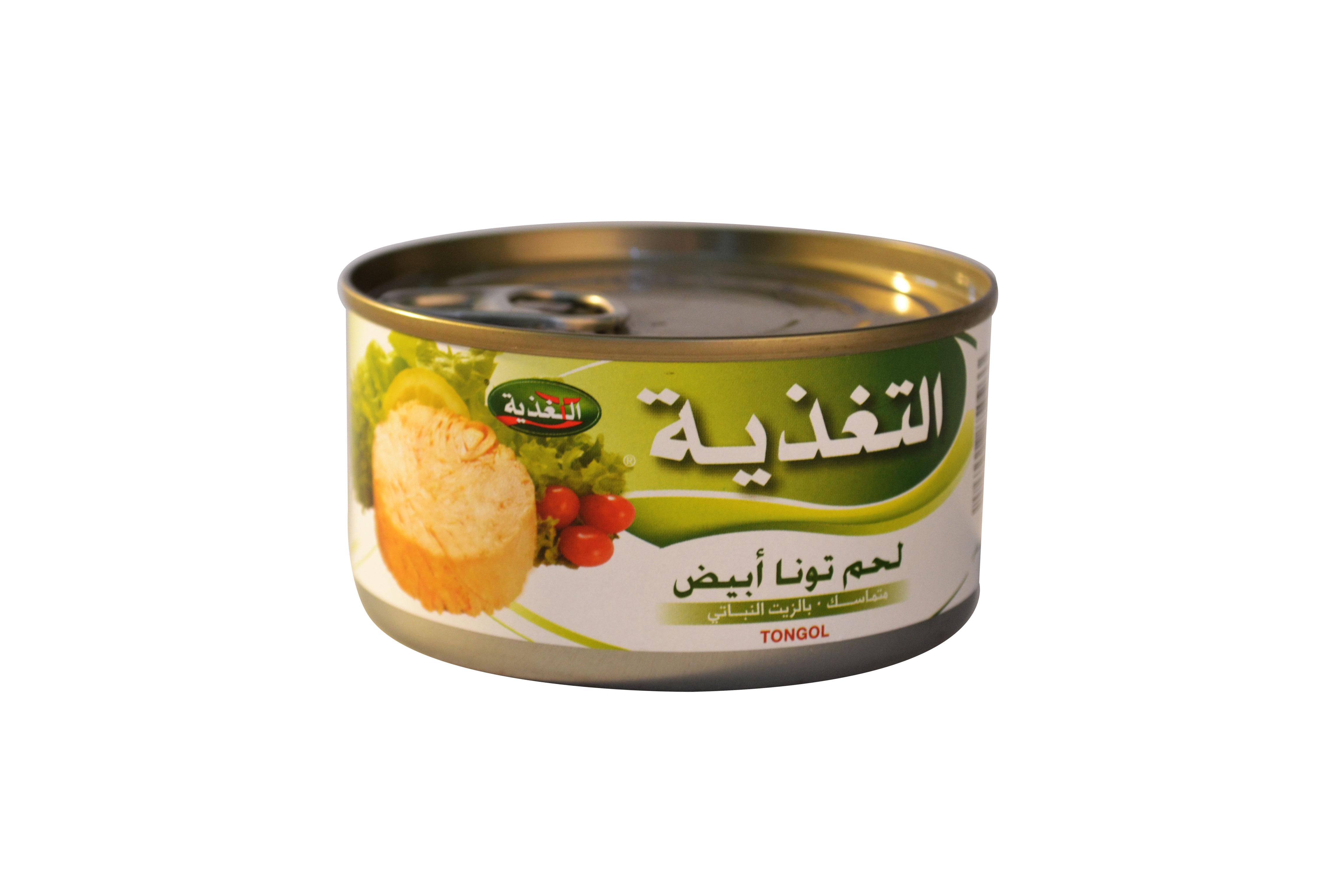 Tuna with oil 100 g