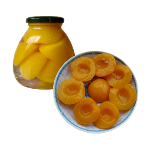 Peach in syrup