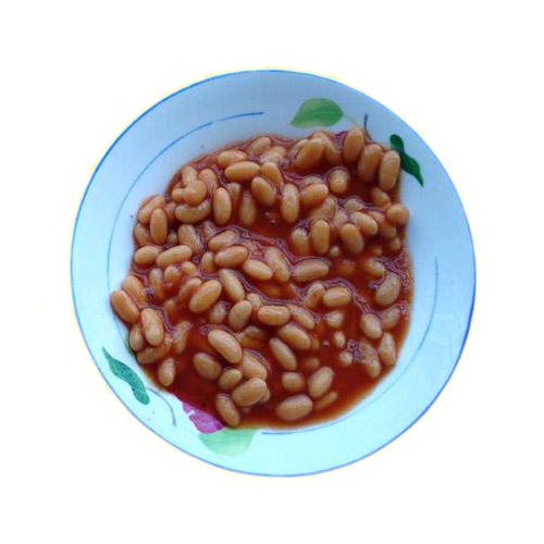Baked bean in tomato sauce