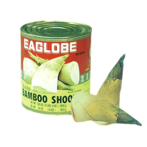 Bamboo shoots whole