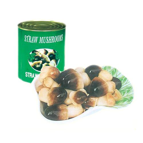 Straw mushroom whole