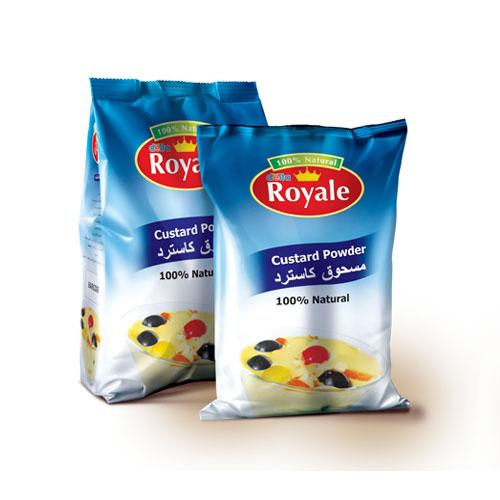 Custard powder – pouches