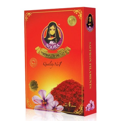 Saffron vip 4 grams