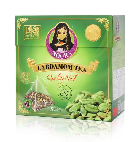CARDAMOM PYRAMID TEA