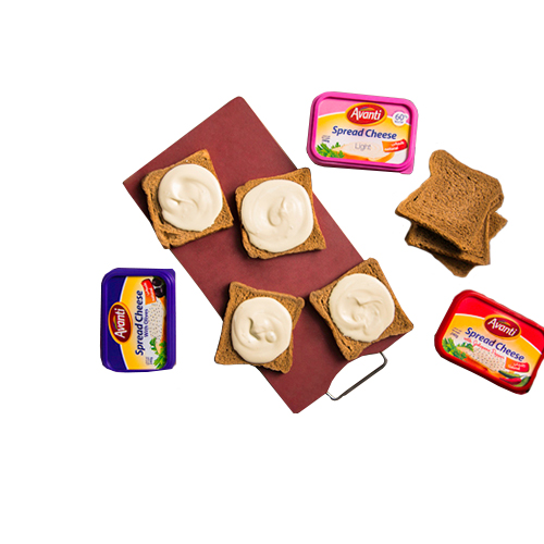 Spread cheese