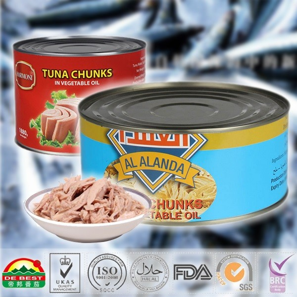 Canned tuna 120g/150g/170g_2