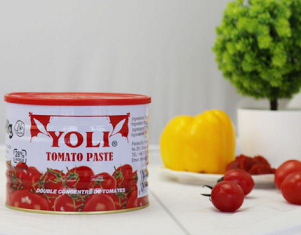 Canned tomato paste1
