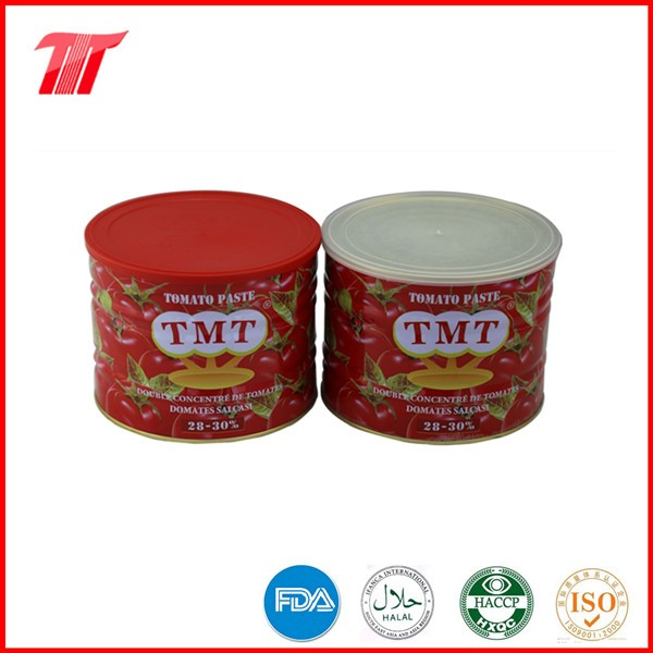 Canned tomato paste5