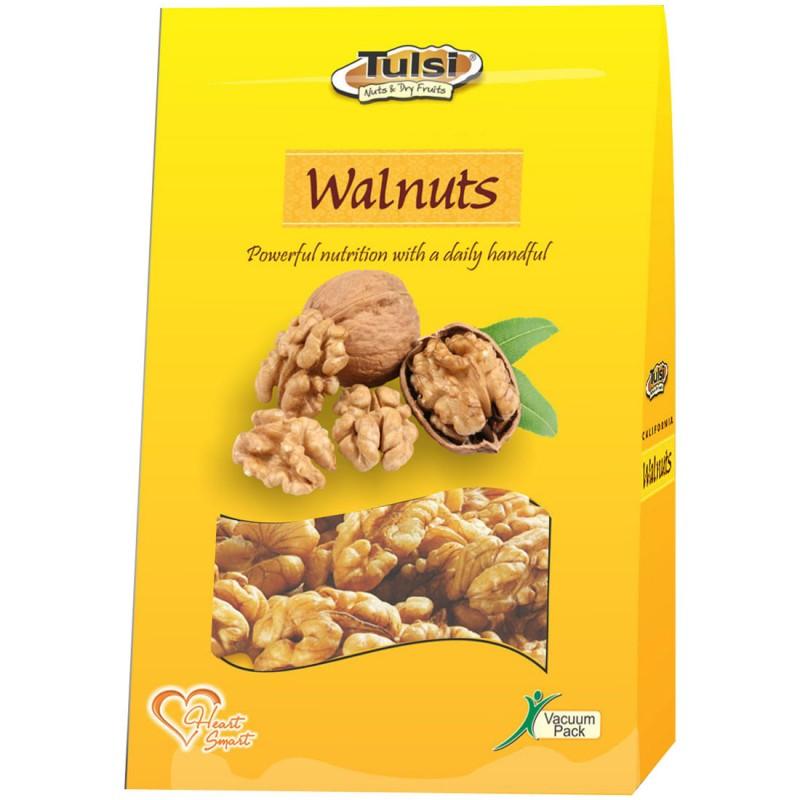 Tulsi walnut kernels diamond good quality 200g