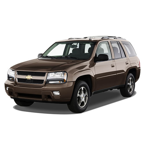 2017 trailblazer