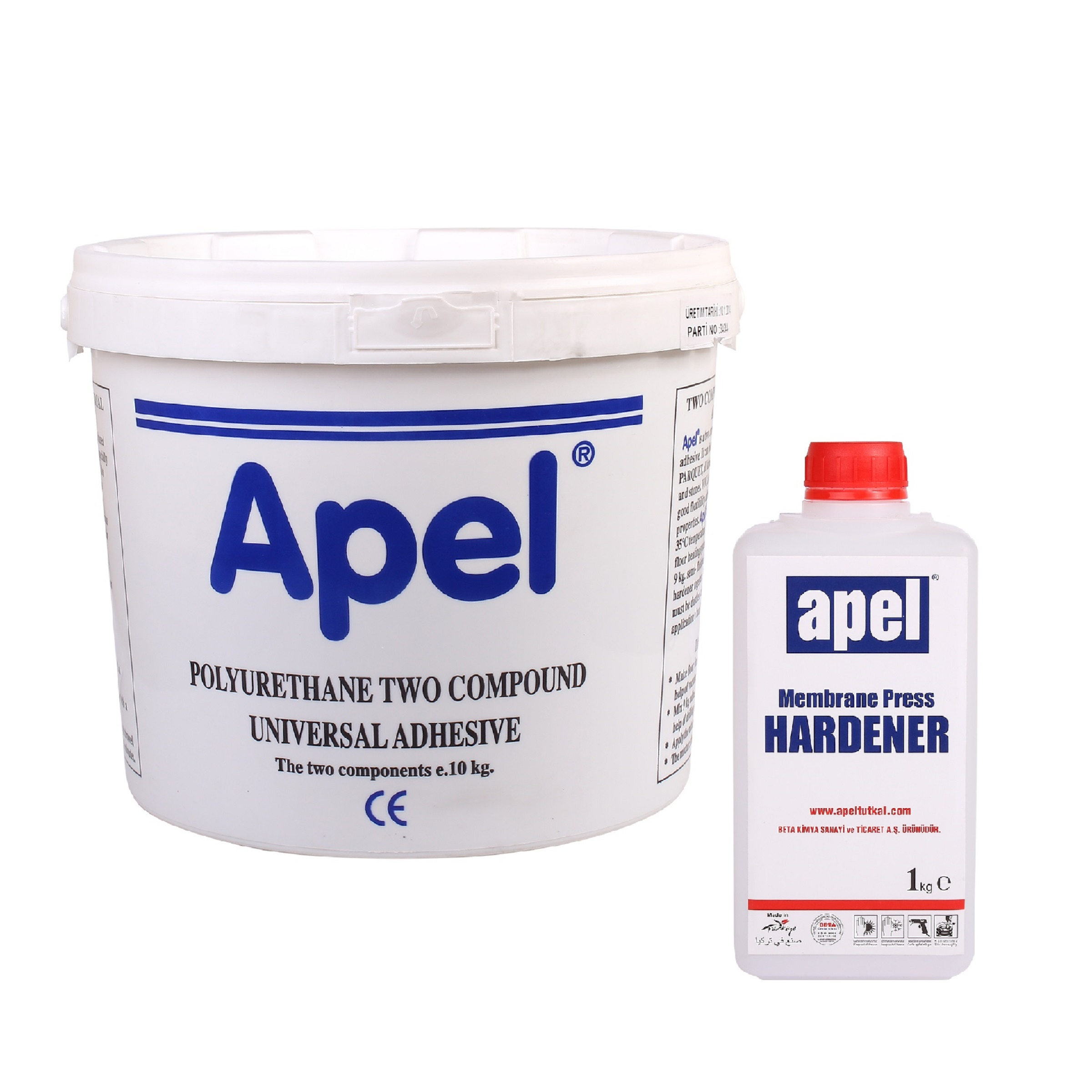 APEL PU Solid Wood Parquet Glue 2k_2