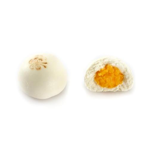 Egg custard bun