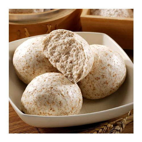 Wheat Germ Steamed Bread_2