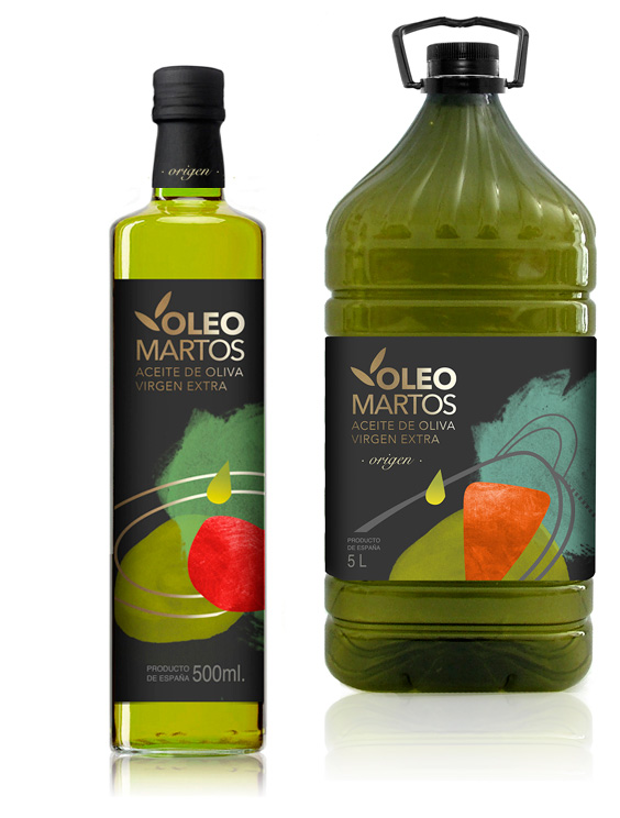 Oleo martos extra virgin olive oil