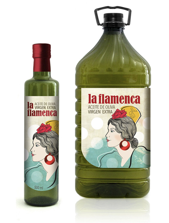 La flamenca extra virgin olive oil