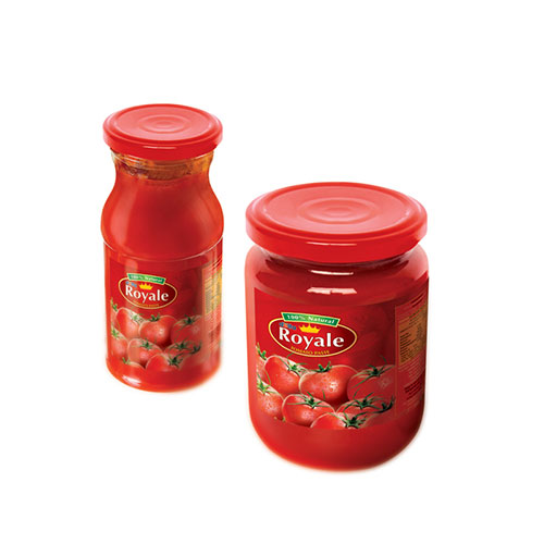 Tomato Paste – Glass Jar_2
