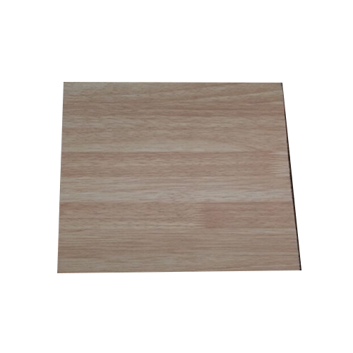 Solid wood veneer mdf