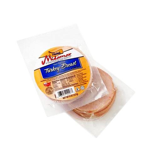 Halal turkey breast – oven roasted